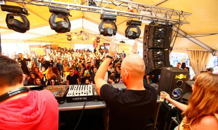 Luciano's Vagabundos returns to Space Ibiza this summer
